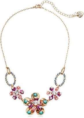 Betsey Johnson -Flower Necklace