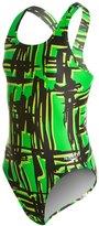 Speedo PowerFLEX Eco Must Be It Youth Dropback Swimsuit 8133886