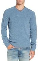Original Penguin V-Neck Lambswool Sweater