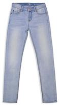 7 For All Mankind Girls' Daylight Skinny Jeans - Little Kid
