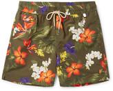 Polo Ralph Lauren Mid-Length Printed Swim Shorts