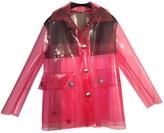 Miu Miu Waterproof coat.