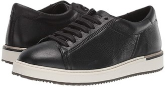 Hush Puppies Sabine Sneaker (Black Leather) Women's Shoes