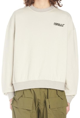 Unravel Project Back Printed Sweater