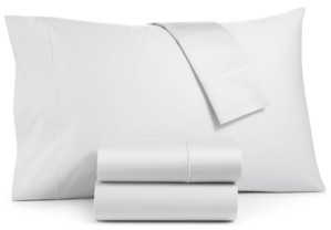 Fairfield Square Collection Hampton Cotton 650-Thread Count 6-Pc. King Sheet Set Bedding