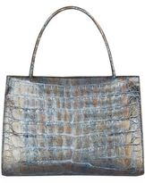 Nancy Gonzalez Small Crocodile Wallis Tote Bag