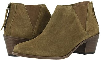 Trask Tisha (Whiskey Oiled Suede) Women's Boots