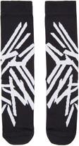 Y-3 Black Tape Socks