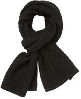 Bottega Veneta Men's Woven Wool Scarf