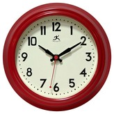 Infinity Instruments The Cuccina Clock - Red