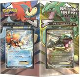 Pokemon Rayquaza Vs Keldeo Battle Arena Decks