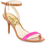 MICHAEL MICHAEL KORS Bridget Ankle Strap Sandals