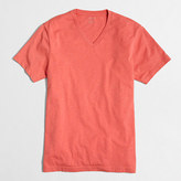 J.Crew Factory Slim heathered washed V-neck T-shirt