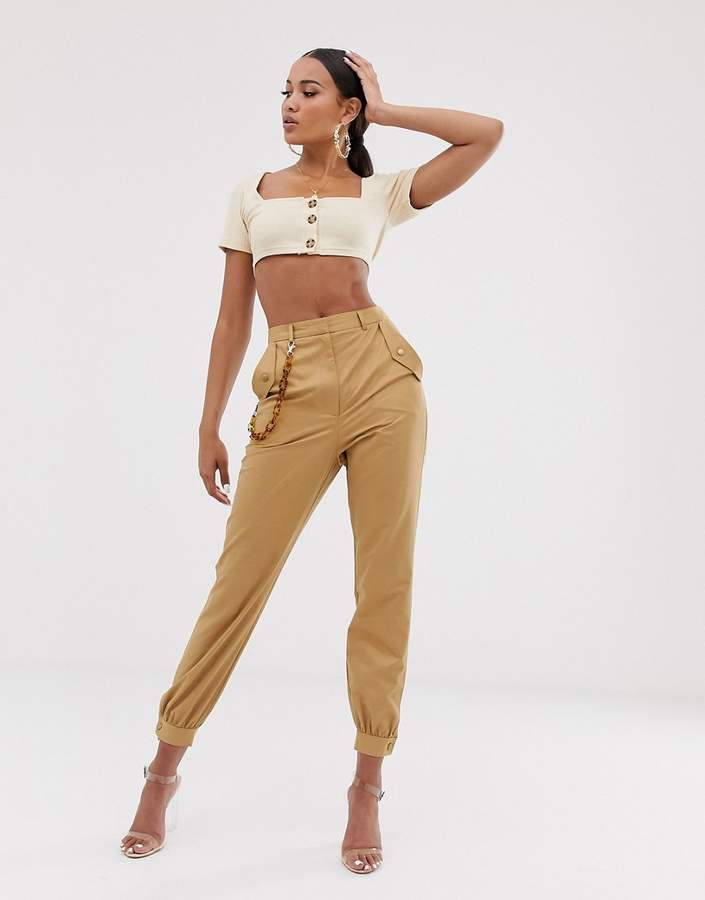 20f2ac72ad50 Womens Cargo Pants Petite - ShopStyle UK