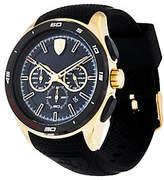 Ferrari Black Textured Silicone Strap GranPremio Watch