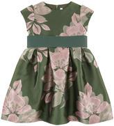 Il Gufo Flower-printed dress