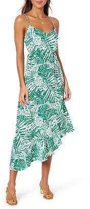 MinkPink Feeling Fresh Asymmetrical Dress