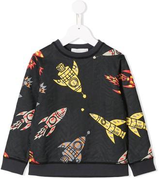 Stella Mccartney Kids Rocket Sweater