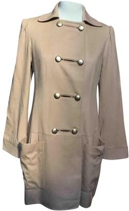 Stella McCartney Camel Cashmere Coats