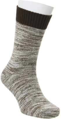 Birkenstock Cotton Multi Socks Brown