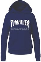 Thrasher Printed Hoodies Thrasher Printed For Ladies Womens Hoodies Sweatshirts Pullover Tops