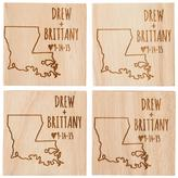 Personal Creations Personalized State & Date to Remember Coaster Set & Bottle Opener