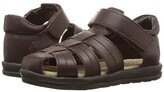 Polo Ralph Lauren Donevan (Toddler) (Chocolate Full Grain Leather) Boy's Shoes