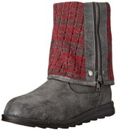 Muk Luks Women's Demi Marl G Winter Boot