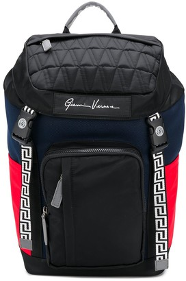 Versace GV Signature backpack
