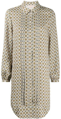 Tory Burch Cora medallion print dress