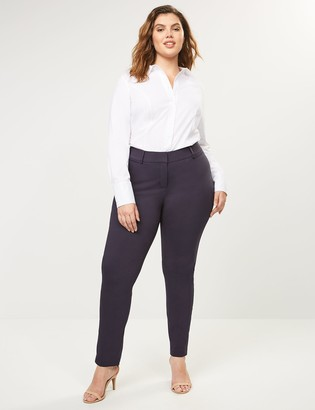 Lane Bryant Power Pockets Curvy Allie Sexy Stretch Ankle Pant