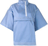 Ports 1961 striped blouse - women - Silk/Cotton/Polyester - 40
