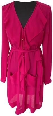 By Malene Birger Pink Polyester Dresses