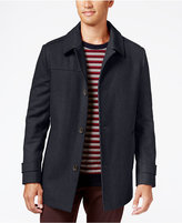 Kenneth Cole New York Wool-Blend Car Coat