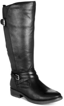 Bare Traps Baretraps Alysha Wide Calf Boots Women's Shoes