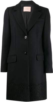 Twin-Set tailored coat