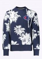 Champion Palm Tree Sweatshirt