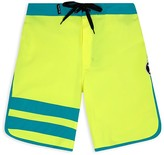Hurley Boys' Print Reveal Block Party Board Shorts - Sizes 2T-4T
