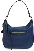 Marc Jacobs Recruit Leather Hobo - Blue