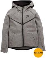 Nike Toddler Boy Tech Fleece Fz Hoodie
