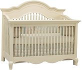 Heritage Baby Products Suite Bebe Julia Lifetime Crib - White Linen