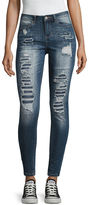 Vanilla Star Skinny Fit Jeans-Juniors