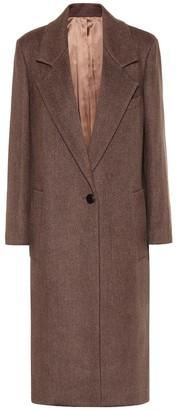 Joseph Captain wool-blend coat