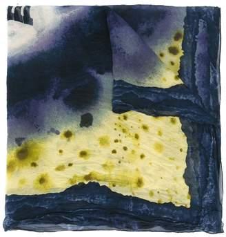 Jean Paul Gaultier Pre-Owned Junior Gaultier print scarf