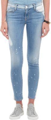 J Brand 910 Low-Rise Skinny Jeans