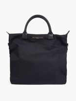 Want Les Essentiels Black Organic Cotton 'o'hare' Tote Bag