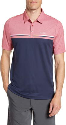 Travis Mathew TravisMathew Colorblock Polo