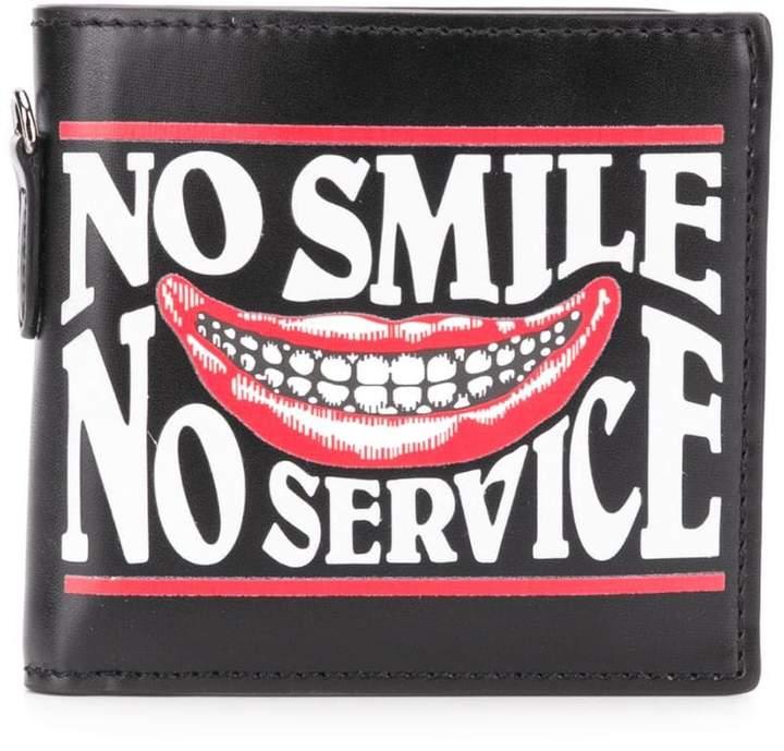 Stella McCartney bifold print wallet