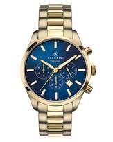 Accurist Gents Gold Tone Bracelet Watch