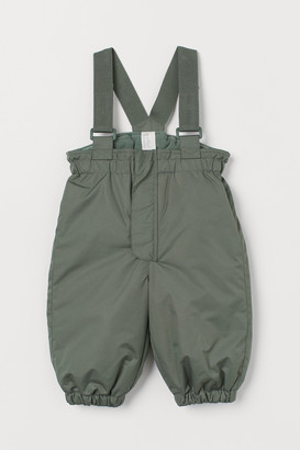 H&M Snow Pants with Suspenders